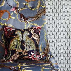 Leopard Love Scatter Cushions