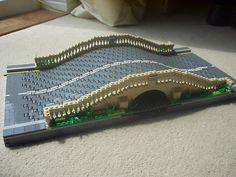 Modular Humpback Bridge