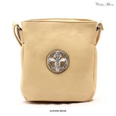 7f070f349288 I found this amazing Christina Morrison Fleur De Lis Messenger Crossbody Bag  - Assorted Colors at nomorerack.com for 84% off.