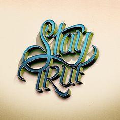 Stay True by Courtney Blair