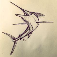 Sword Fish by hakan külahçı