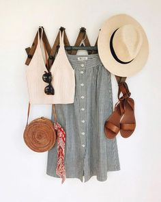 summer outfit | summer travel