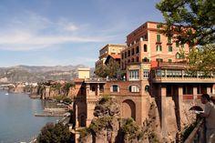 Sorrento, Amalfi Coast Italy