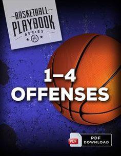 1-4 Basketball Offense Playbook