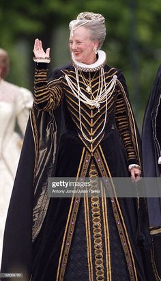 Queen Margrethe Ii Of Denmark Attends A Performance At Gripsholm Castle During The Celebrations For King Carl Gustav Denmark Royal Family, Danish Royal Family, Casa Real, Crown Princess Mary, Prince And Princess, Royal Families Of Europe, Queen Margrethe Ii, Danish Royalty, Queen Elizabeth Ii