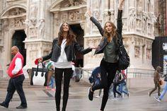 Street Style Milan Fashion Week Spring 2016