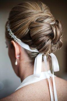 Ideas for Updos, Wedding Hair & Beauty Photos by Styles On B - Image 25 of 36 - WeddingWire