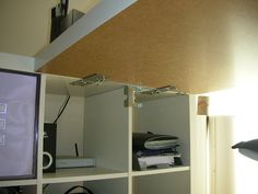 See related links to what you are looking for. Kallax Desk, Extra Bedroom, Bathroom Medicine Cabinet, Townhouse, Home Office, Family Room, Storage, Desk Ideas, Furniture