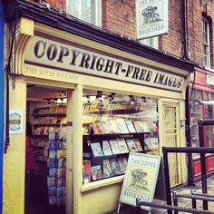 """Right on! """"Copyright Free Images"""" ~ The Dover Bookshop"""