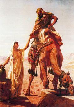 Frederick Goodall La Porte Du Desert « Frederick Goodall « Artists « Art might - just art Middle Eastern Art, Arabian Art, Islamic Paintings, Classic Paintings, Classical Art, Arabian Nights, North Africa, Ancient Art, Islamic Art