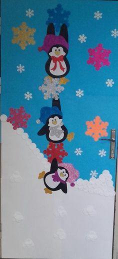 Resultado de imagen de puertas invierno