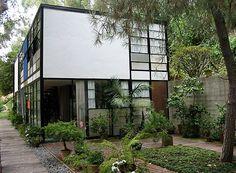 Eames House - Wikipedia