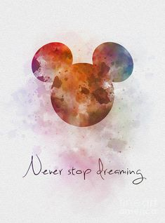 Never stop dreaming quote art print Mickey Mouse, nursery, gift, wall art, home… mickey mouse wallpaper Source by alinastarkx Mickey Mouse Wallpaper Iphone, Cute Disney Wallpaper, Wallpaper Iphone Cute, Cute Cartoon Wallpapers, Cute Wallpapers For Android, Wallpaper Art, Wallpaper Ideas, Mickey Mouse Nursery, Mickey Mouse Art