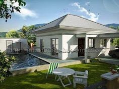 "Preis ab: 4,500,000 THB ~ ca. 112.133 EUR Pool Villa Casa Collina Typ ""B"" in Hua-Hin zu haben"