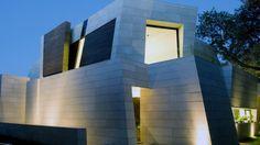 Marmol y bambú house by A-cero 10