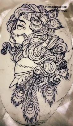 Red Ink Tattoos, Dope Tattoos, Leg Tattoos, Body Art Tattoos, Tattoos For Guys, Sleeve Tattoos, Tattoos For Women, Body Tattoo Design, Tattoo Design Drawings