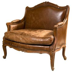 Buy online, view images and see past prices for Oversized Louis XV style bergere a oreilles. Invaluable is the world's largest marketplace for art, antiques, and collectibles.