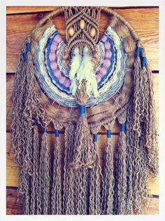 boho dream catchers.