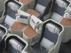 A380 - business Class