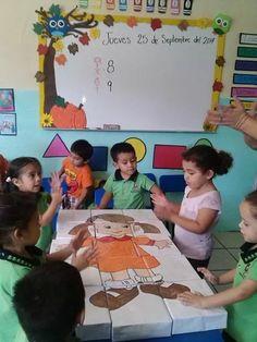 naps braid queen 👑 on Body Preschool, Preschool Learning, Kindergarten Activities, Toddler Preschool, Preschool Activities, Fun Indoor Activities, Team Building Activities, Early Childhood Education, Kids Education