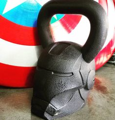 Iron Man Gets His Own Official Line Of Kettlebells