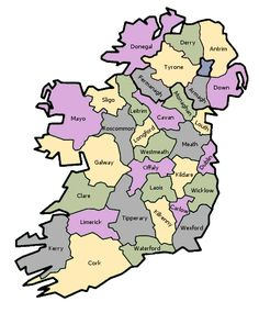Research Wiki  article containing resources for ancestors from Ireland #genealogy