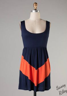 Check out our 2013 Game Day Collection!!!  www.SassyRiley.com  -- Where the girls come to shop!! V is for Victory -- Navy/Orange
