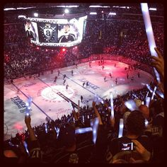 @lakingshockey   Only a game away from winning the #StanleyCup