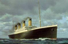 Titanic - by Ken Marschall