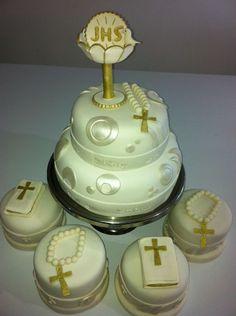 torta 1era comunion