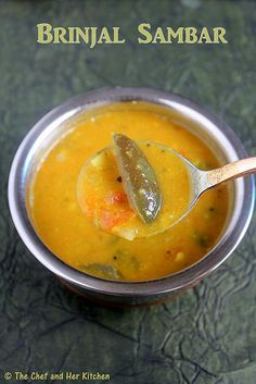 Sambar is the most popular south Indian accompaniment which pairs nicely with rice as well as the breakfast idli/dosa varieties . Gourmet Recipes, Asian Recipes, Cooking Recipes, Healthy Recipes, Asian Foods, Indian Sambar Recipe, Kulambu Recipe, Rasam Recipe, Indian Dessert Recipes