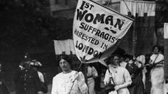1867: MP John Stuart Mill supports equality for women in the Second Reform Act, but is defeated  1903: The Women's Social and Political party, later referred to as the suffragettes, holds its first meeting  1918: Representation of the People's Act allows women over 30 to vote  1928: Women over 21 get the vote