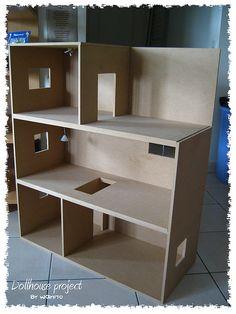diy - dollhouse idea