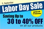 Advertise your labor day sale on custom vinyl banner. Print custom vinyl banner in cheap rate at bannerbuzz.ca