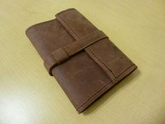 How To: Leather Bound Journal http://www.instructables.com/id/ENHVN12HV2ALAMZ/?lang=en
