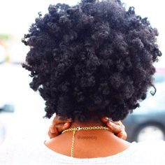 ***Try Hair Trigger Growth Elixir*** ========================= {Grow Lust Worthy Hair FASTER Naturally with Hair Trigger} ========================= Go To: www.HairTriggerr.com ========================= YASSSSSSSSS @ this Chunky Textured Fro!!!!