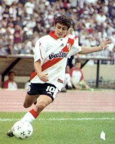 Pablo Aimar. Payaso