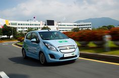한국지엠, 순수 전기차 쉐보레 스파크EV(Chevrolet Spark Electric Vehicle)의 본격적인 국내 판매에 돌입