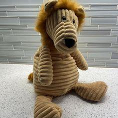 Plush Animals, Stuffed Animals, Jellycat, Pet Toys, Corduroy, Lion, Teddy Bear, Fur, Etsy Shop