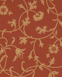 Tapet Medway Terracotta från William Morris & Co