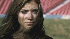 Imogen Poots at the end of 28 Weeks Later - dirty and dishevelled and still so beautiful
