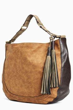 Buy Tan Casual Hobo Bag from Next Croatia