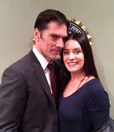 I love them together  #hotchniss