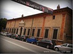 La palazzina di Marfisa d'Este, foto2, Ferrara, Emilia Romagna, Italia - The building of Marfisa d'Este, photos 2, Ferrara, Emilia Romagna, Italy - Property and Copytights of FEdetails.net