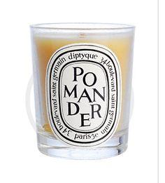 Dyptique: Pomander Candle.