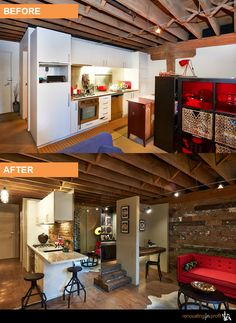 Elegant Basement Apartment Renovations