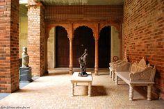 Pátio do Museu de Armas do Castelo São João (Recife - PE - Brasil) bfphoto-fineart.blogspot.com
