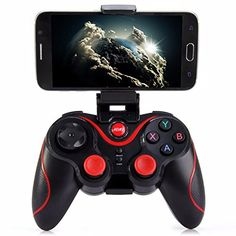 Discounted T3 Smart Phone Game Controller Wireless Joystick Bluetooth 3.0 Android Gamepad Gaming Remote Control for phone PC Tablet