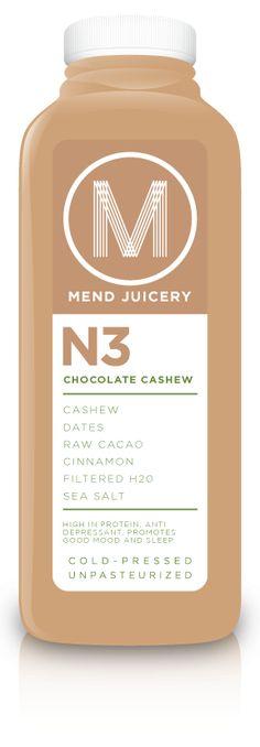 N3: Chocolate Cashew Milk