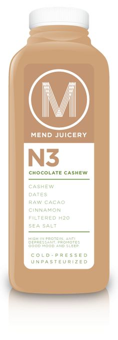 N3: Chocolate Cashew Milk